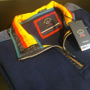 Paul & Shark competition yachting sweater XL